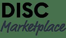 Disc Marketplace disc testing logo